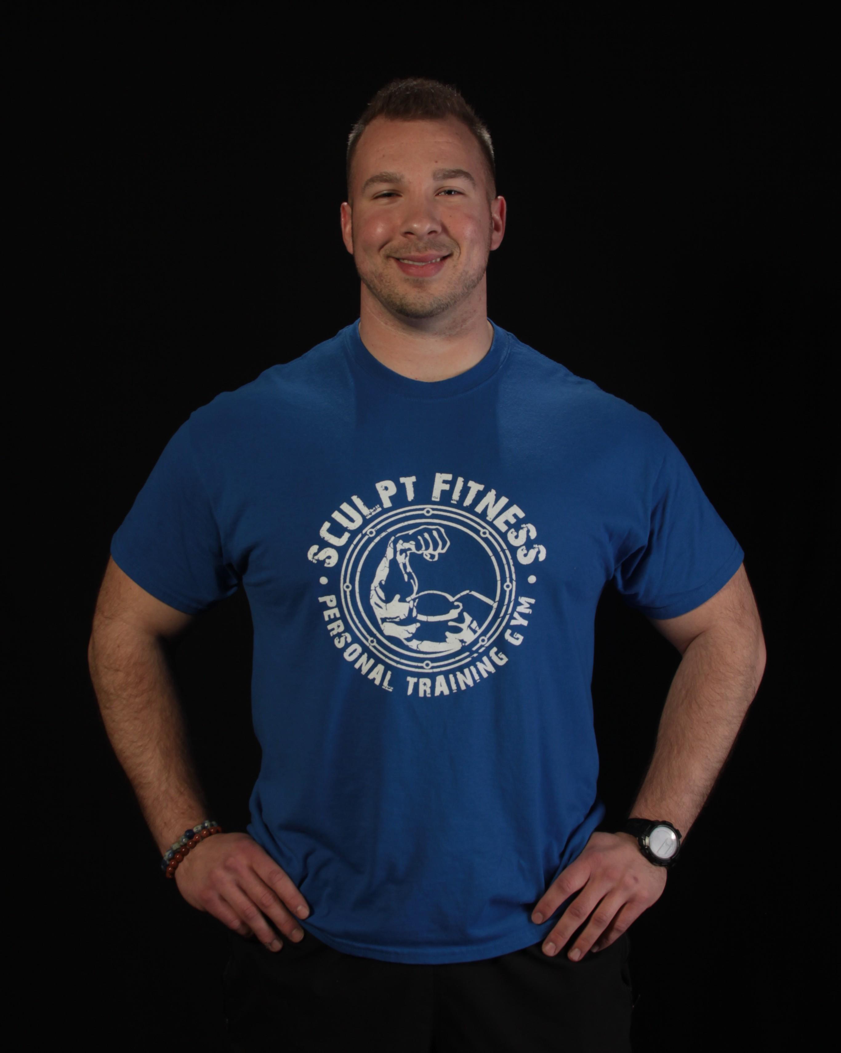 Chad Maleski Sculpt Fitness Personal Trainer