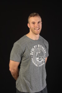 Sculpt Fitness Portrait of Josh Dickey