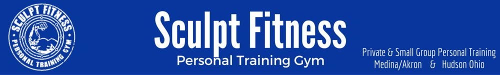 Sculpt Fitness Personal Training Gym in Akron,Medina and Hudson Ohio