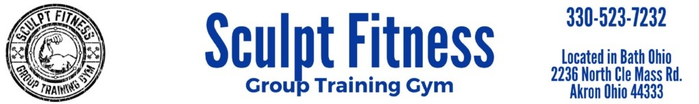 Sculpt Fitness Personal Training Gym in Medina, Cleveland & Independence Ohio