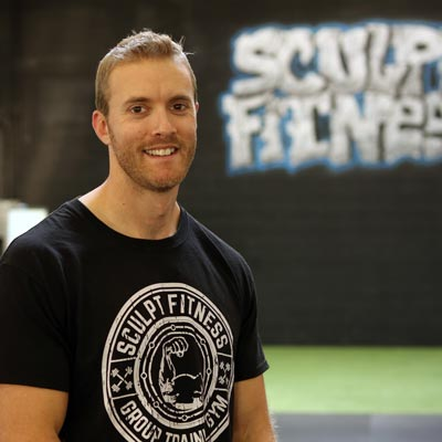Josh Dickey Sculpt Fitness Personal Trainer