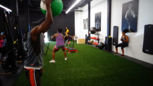 Sculpt Fitness Cleveland group workout