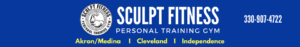 Sculpt Fitness Website Banner
